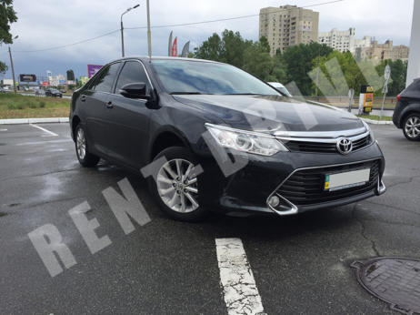 аренда Toyota Camry XV55