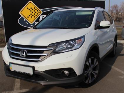 аренда Honda CR-V Киев