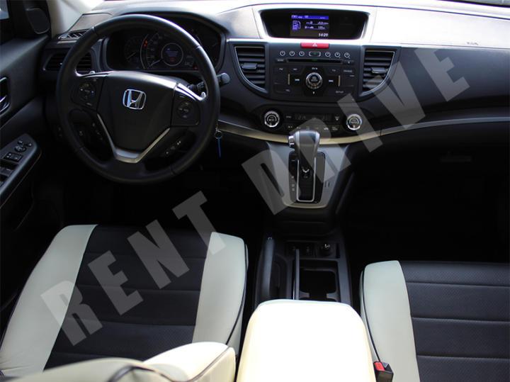 прокат авто Honda CR-V