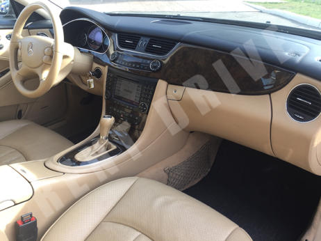 Mercedes CLS на прокат
