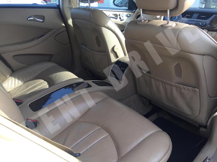 арендовать в Киеве Mercedes CLS