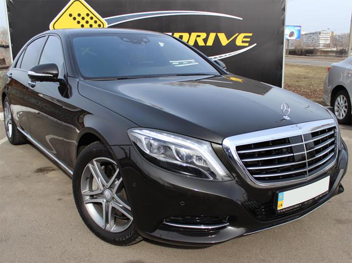аренда прокат Mercedes S500 222