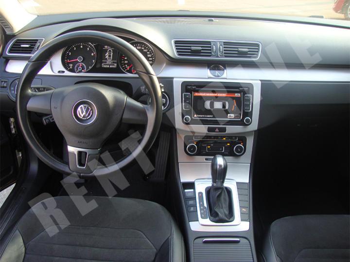 прокат Volkswagen Passat B7 Киев