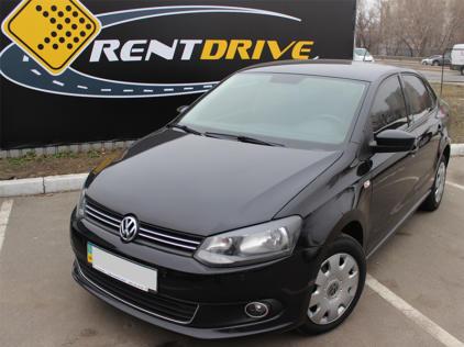 прокат VW Polo