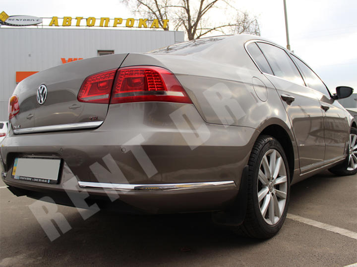 прокат Volkswagen Passat Киев