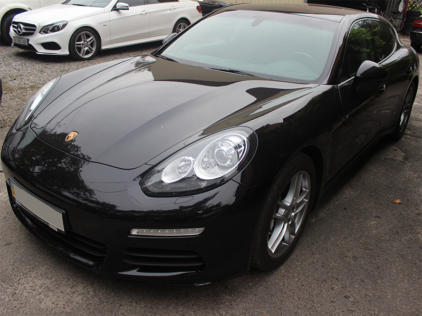 аренда Porsche Panamera Киев