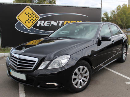 аренда Mercedes E-class