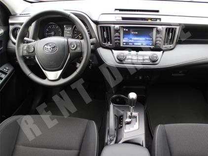 Toyota RAV4 рент