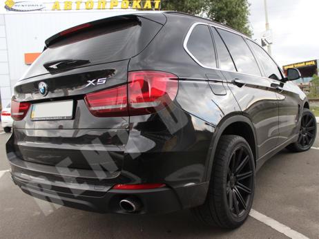 прокат BMW X5 Киев