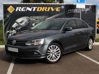 VW Jetta Киев прокат