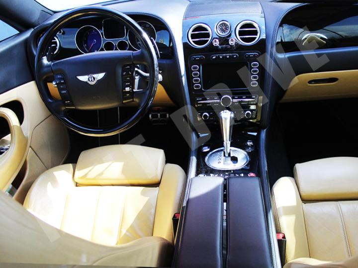Bentley Continental GT прокат