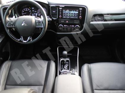 Mitsubishi outlander new rentdrive
