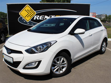 оренда Hyundai i30 Київ