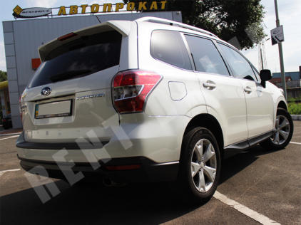 Subaru Forester аренда