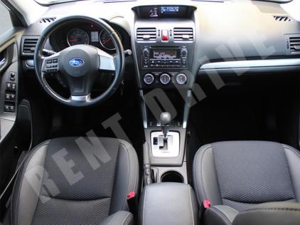 Subaru Forester прокат RentDrive