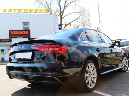 аренда Audi A4 Киев