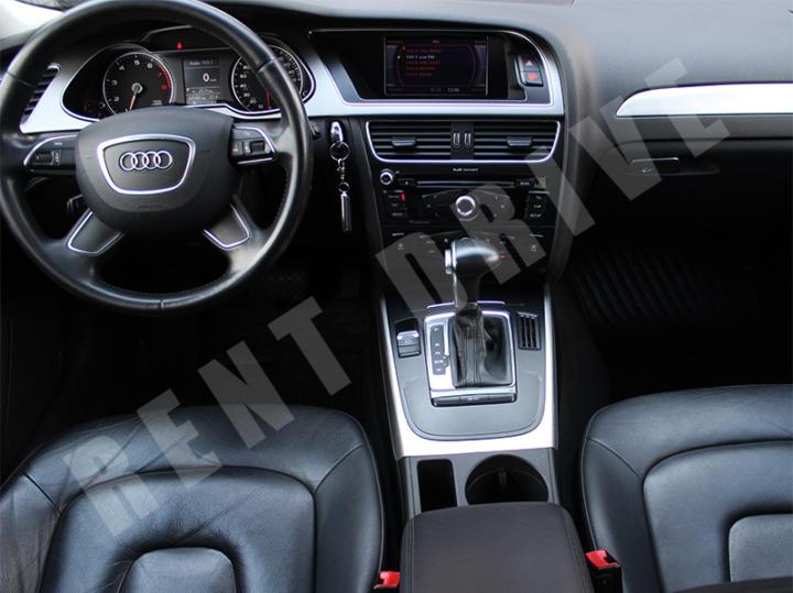 Audi A4 rentdrive