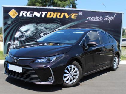 прокат Toyota Corolla 2020
