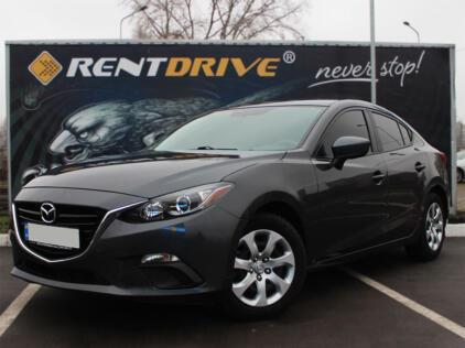 аренда Mazda 3