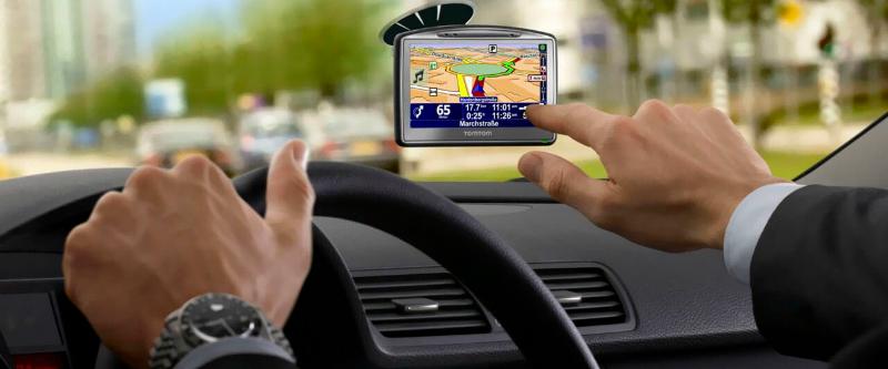 GPS rentdrive